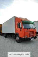 camion fourgon VOLVO FL7 260 Intercooler left hand drive manual pump 19 ton
