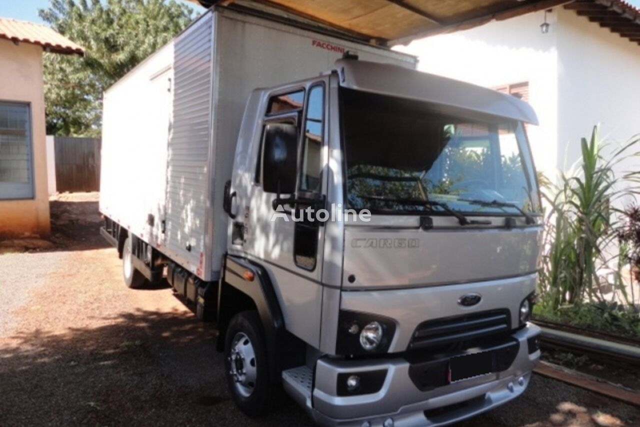 camion fourgon FORD Cargo1729T
