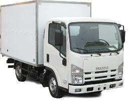 camion fourgon ISUZU NMR-85L