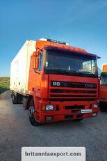 camion frigorifique DAF 95 360 ATI left hand drive ZF manual pump 19 ton