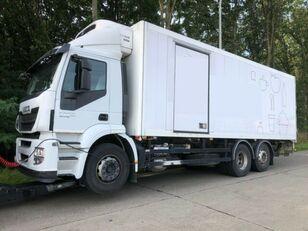 camion frigorifique IVECO Stralis 330  MOTORSCHADEN