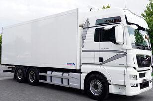 camion frigorifique MAN Man TGX 28.560 BL 6X2 Euro 6 / SCHMITZ REFRIGERATOR 18 PAL