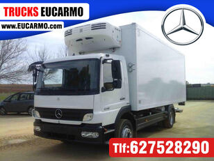 camion frigorifique MERCEDES-BENZ ATEGO 12 18