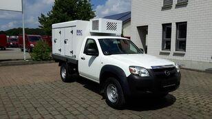camion à glaces MAZDA B 50 4WD ColdCar Eis/Ice -33°C 2+2 Tuev 06.2023 4x4 Eiskühlaufba
