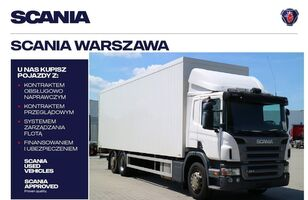 camion isotherme SCANIA P280LB