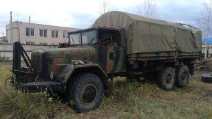 camion militaire MAGIRUS-DEUTZ JUPITER pour pièces détachées