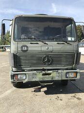 camion militaire MERCEDES-BENZ 1017  4x4  KIPPER