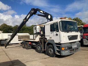 camion plate-forme ERF ECS11