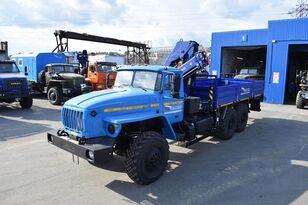 camion plateau URAL Бортовой автомобиль Урал 4320 с г/м АНТ-7,5-2 neuf