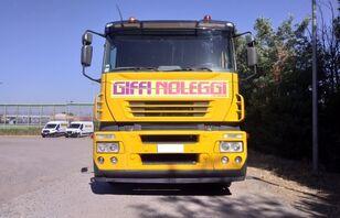 camion porte-voitures IVECO Magirus