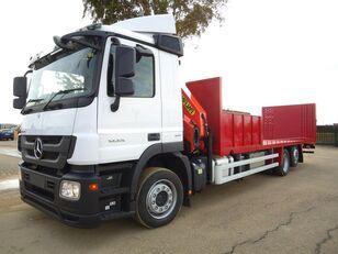camion porte-voitures MAN ACTROS 25 32