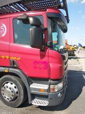 camion porte-voitures SCANIA P360 + remorque porte-voitures