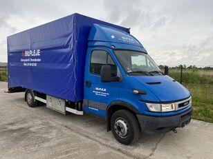 camion porte-voitures IVECO 65 C 17 165 HP Auto Transporter