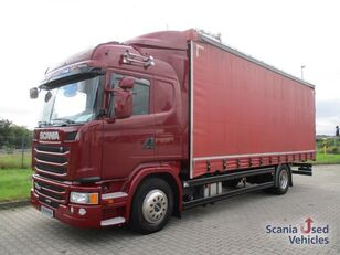 camion rideaux coulissants SCANIA G280DB 4X2 MLA