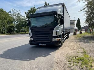 camion rideaux coulissants SCANIA P310
