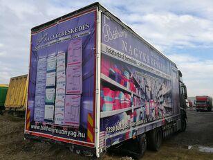 camion rideaux coulissants SCHWARZMÜLLER LBA ROLÓPONYVÁS FELÉPÍTMÉNY