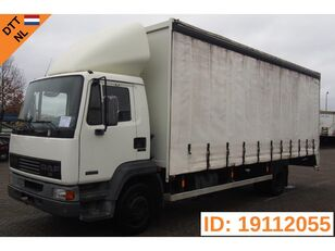camion rideaux coulissants DAF AE55