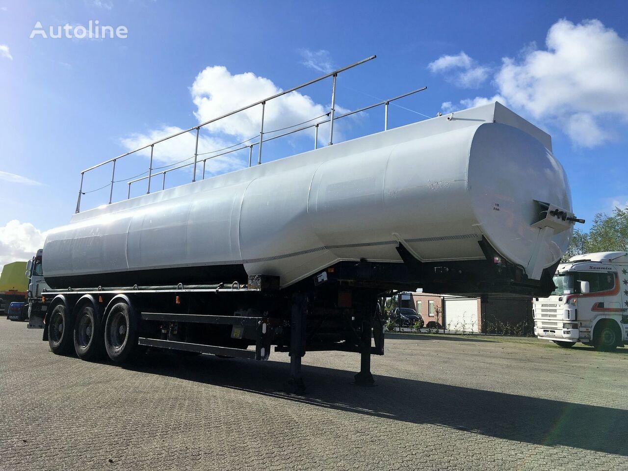 citerne de carburant FRUEHAUF ADR 36.000ltr LGBF Diesel-Benzine