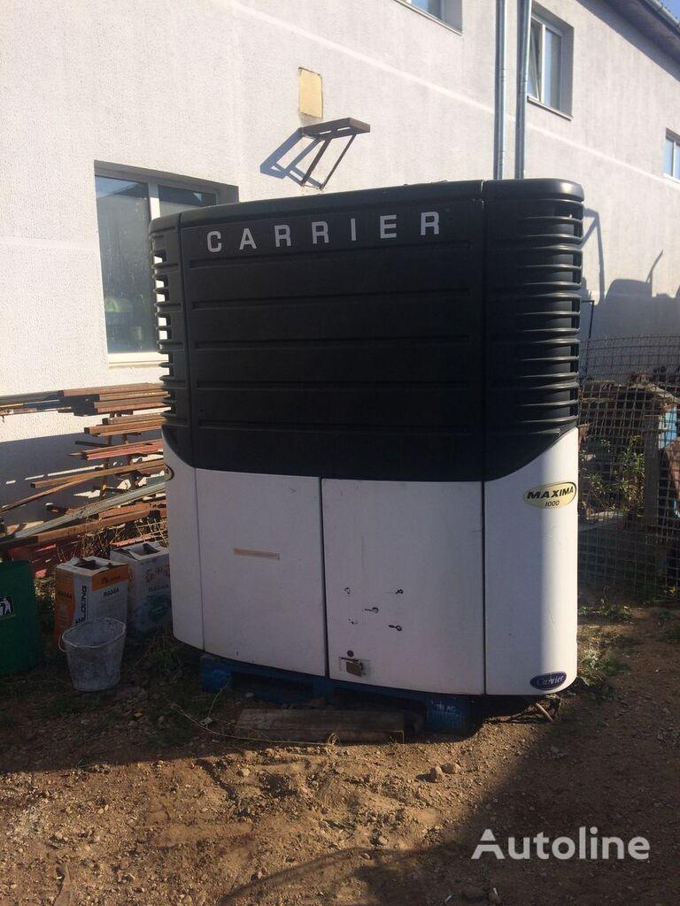 groupe frigorifique CARRIER - MAXIMA 1000