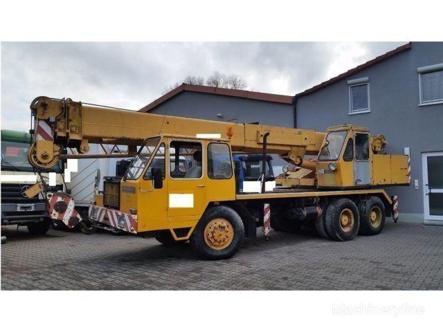 grue mobile LIEBHERR LT1025-25t-Allrad 33 m 2x Seilwinde Kranwagen