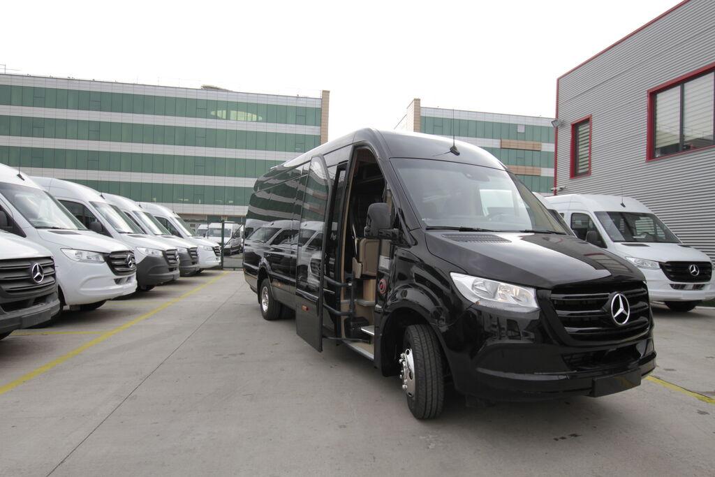 minibus de passager MERCEDES-BENZ 519 19+1+1, vip *COC* neuf