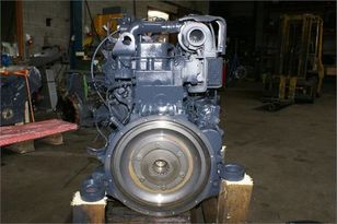 moteur KOMATSU S6D102E pour camion KOMATSU S6D102E