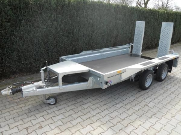 vente aux ench res de remorques porte voitures ifor williams gx106 3 5t plant trailer remorque. Black Bedroom Furniture Sets. Home Design Ideas
