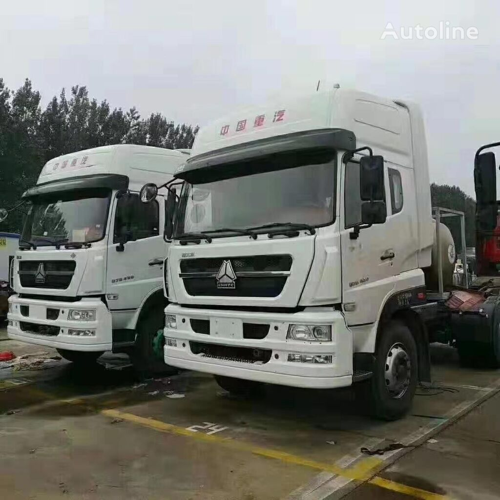 tracteur routier HOWO 375