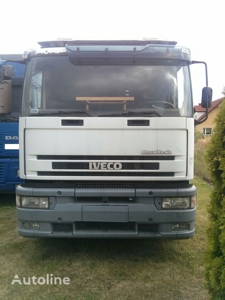 tracteur routier IVECO EUROTECH 440E38/42 TOP !!! FULL STEEL